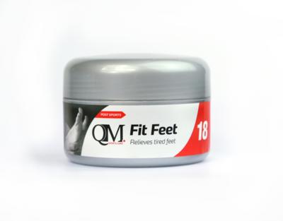 18 QM Fit Feet
