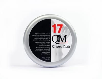17 QM Chest Rub