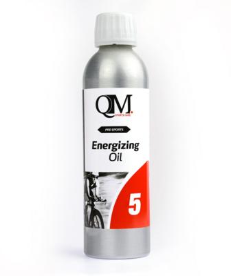 5 QM Pre Sports Energizing Oil 250 ml