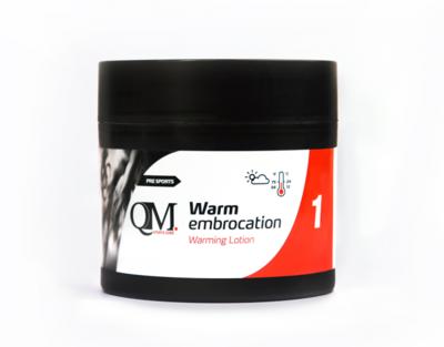 1 QM Warm embrocation (warming lotion) 200 ml