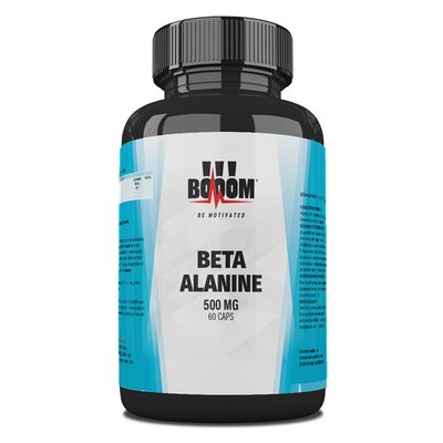 BOOOM Bèta Alanine 500mg