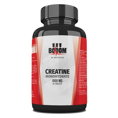 BOOOM Creatine 1000mg